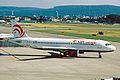 I-PEKG A320-212 Air Europe Italy ZRH 17JUN03 (8515611186).jpg