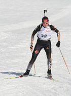 IBU-Cup Ridnaun 2009 Tina Bachmann