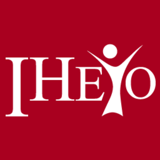 International Humanist and Ethical Union - IHEYO logo.