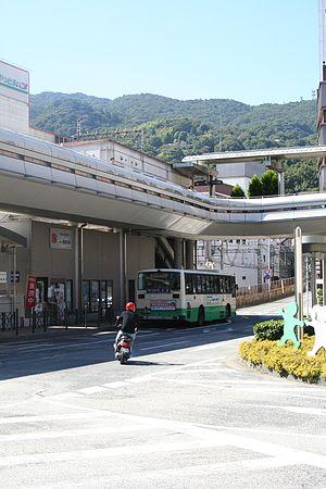 Ikoma, Nara - Image: IMG 0001Ikoma Station