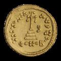 INC-3050-r Солид. Констант II. Ок. 647—648 гг. (реверс).png