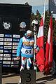 IPC Alpine 2013 SuperG awards Michael Bruegger 2.JPG