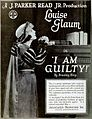 I Am Guilty (1921) - Ad Film Daily Apr 10 1921.jpg