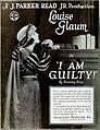 I Am Guilty (1921) - Ad Film Daily Apr 10 1921.jpg