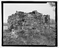 Ice house. View to west. - Benjamin and Miranda Shreve Homestead, Ice House, North of County Road 25, Decker, Big Horn County, MT HABS MT-106-B-2.tif