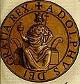 Icones imperatorvm romanorvm, ex priscis numismatibus ad viuum delineatae, and breui narratione historicâ (1645) (14766589213).jpg