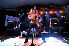 Iggy and the Stooges op South by Southwest (Austin), 2007