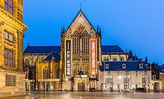 Nieuwe Kerk, Amsterdam church in Amsterdam, Netherlands