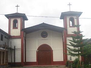 Molinopampa District - Church of Molinopampa