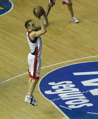 Alphonso Ford EuroLeague Top Scorer Trophy - Igor Rakočević won the Alphonso Ford Trophy on 3 occasions (2007, 2009, 2011).