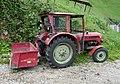Im Tal der Feitelmacher, Trattenbach - Traktor Steyr 190 (2).jpg