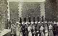 Image appert ernest charles photomontage mettant en scene lexecution des otages de la commune avant leur e 649456 (cropped).jpg