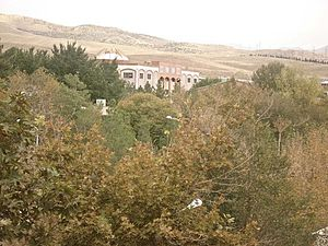 Imam Hossein University - A General view of the main campus
