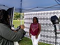 Imara Moore photographer for BLT @ Staten Island Museum's Fences Show 03.jpg