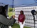 Imara Moore photographer for BLT @ Staten Island Museum's Fences Show 03.jpg