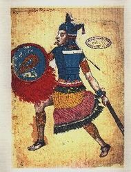Representation of Nezahualcóyotl in the Codex Ixtlilxóchitl