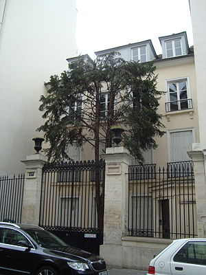 Éditions du Seuil - The historical building (1935-2010), at rue Jacob