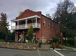 Amador City, California - The Imperial Hotel