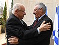 In honor of Israel 70th Independence. Reuven Rivlin meetings in Maalot-Tarshiha, February 2018 (8510).jpg