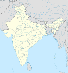 Jalore is located in India