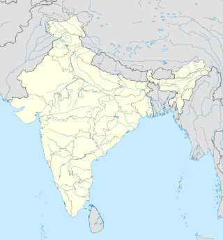 Shiva is located in India