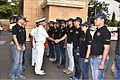 "Indian Navy's ""Coast to Coast"" Car Rally flagged off from Visakhapatnam (01).jpg"