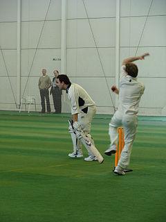 Indoor cricket (UK variant)