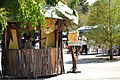 Info booth in San Juan de Aragon Zoo.jpg