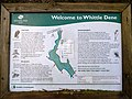 Information Board at north entrance to Whittle Dene - geograph.org.uk - 1115971.jpg