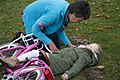 Injured child - First-aid after bicycle accident.jpg