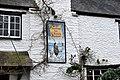 Inn sign, Torbryan - geograph.org.uk - 1090582.jpg