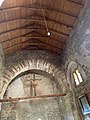 Inside St Anthony church cape of rodon durres1.jpg