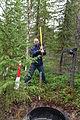 Installation of Infrasound Station IS37 Bardufoss, Norway (13288837664).jpg