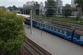 Instytut Kuĺtury railway station (Minsk, Belarus) p01.jpg