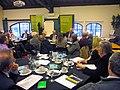 Integrated public transport inquiry world cafe, Swansea - Digwyddiad caffi byd, ymchwiliad i drafnidiaeth gyhoeddus integredig, Abertawe (8190089113).jpg