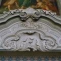 Interieur, eetkamer, detail van de schouw, beeldhouwwerk - Enkhuizen - 20336828 - RCE.jpg