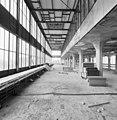 Interieur, v.m. koffiefabriek, verschillende bouwhoogten op de derde bouwlaag tijdens restauratie - Rotterdam - 20002779 - RCE.jpg