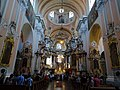 Interior of Former Dominican Church of the Holy Spirit - Vilnius - Lithuania (27600527450) (2).jpg