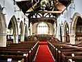 Interior of The Parish Church of St Mary the Virgin, Goosnargh - geograph.org.uk - 485357.jpg