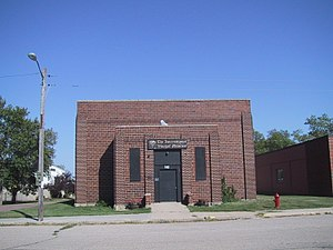 Roslyn, South Dakota - The International Vinegar Museum