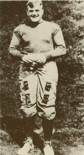 West Virginia Mountaineers football - Ira Errett Rodgers, College Football Hall of Fame inductee.