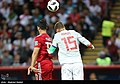 Iran and Spain match at the FIFA World Cup (2018-06-20) 04.jpg