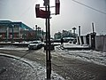 Irkutsk. February 2013. Barguzin, regional court, bus stop Volga, Diagnostic Center. - panoramio (32).jpg