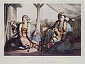 Ismail Bey and Mehmed Pasha, by Louis Dupré - 1827.jpg