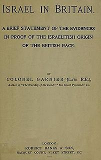British Israelism Christian movement, according to which the people of England are the descendants of the Ten Lost Tribes of Israel