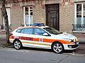 Issy-les-Moulineaux-FR-92-bagnole de la protection civile de Paris.jpg