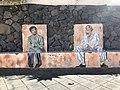 Istallazione murale de Il postino.jpg