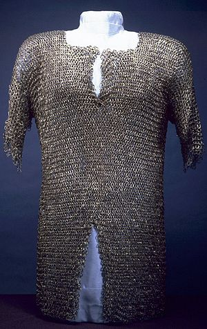 Hauberk - Italian hauberk from the late 15th century