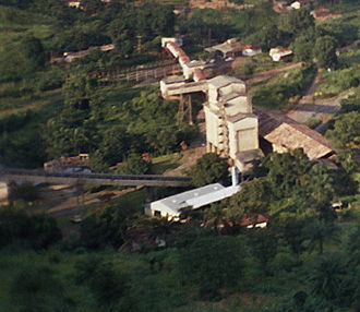 Enugu - The Iva Valley coal mine