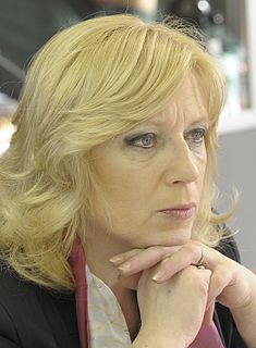 Iveta Radičová Slovak polititian and sociologist, former prime minister